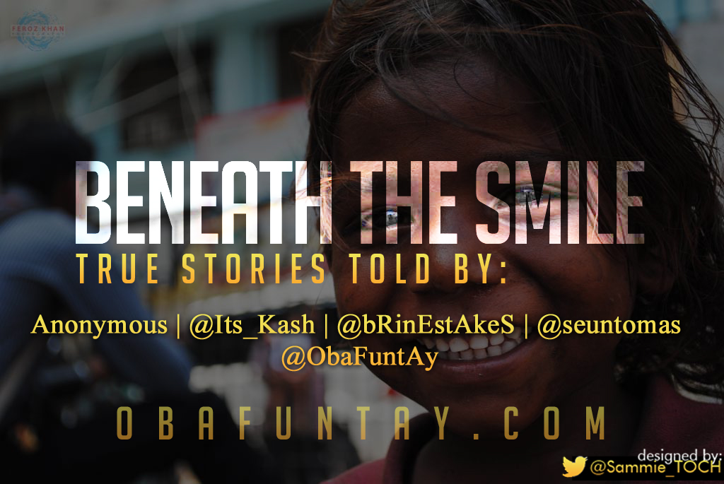 What really is beneath the Smile?